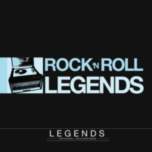 Rock 'N' Roll Legends, CD / Album Cd