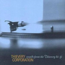 Sounds From The Thievery Hi-Fi, CD / Album Cd