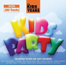 Kids Party, CD / Box Set Cd