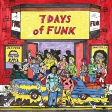 7 Days of Funk, CD / EP Cd