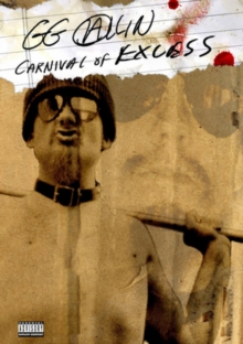 GG Allin: Carnival of Excess, DVD DVD