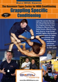 Basement Tapes Series for MMA Conditioning: Grappling..., DVD  DVD