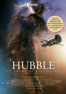 Hubble: 15 Years of Discovery, DVD  DVD