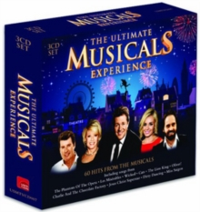 The Ultimate Musicals Experience, CD / Album Cd