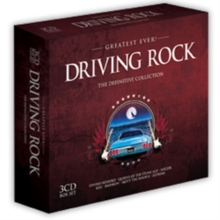 Greatest Ever Driving Rock, CD / Box Set Cd