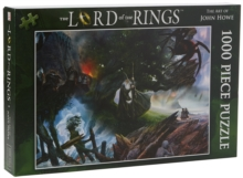 Lord of the Rings Jigsaw Puzzle, Paperback Book