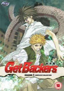 Get Backers: Complete Collection - Part 1, DVD  DVD
