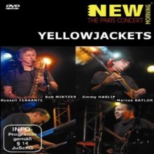 Yellowjackets: The Paris Concert, DVD  DVD