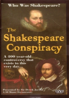 The Shakespeare Conspiracy, DVD DVD