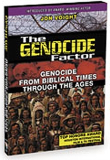 The Genocide Factor: Genocide from Biblical Times Through..., DVD DVD