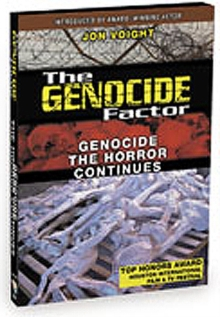 The Genocide Factor: Genocide - The Horror Continues, DVD DVD
