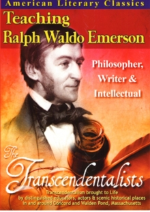 The Transcendentalists: Teaching Ralph Waldo Emerson, DVD DVD