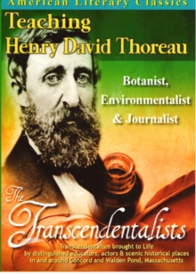 The Transcendentalists: Teaching Henry David Thoreau, DVD DVD