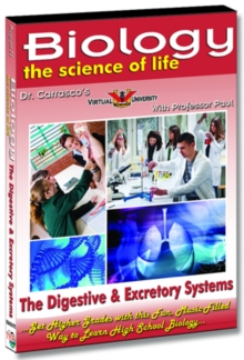 Biology - The Science of Life: The Digestive and Excretory..., DVD  DVD