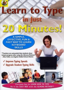 Learn to Type in Just 20 Minutes, DVD  DVD