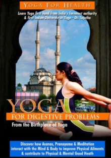 Yoga for Digestive Problems, DVD  DVD