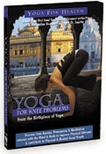 Yoga for Knee Problems, DVD  DVD