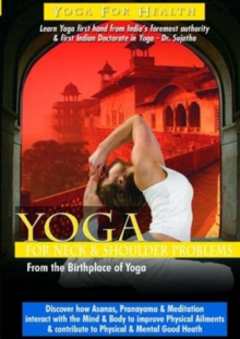 Yoga for Neck and Shoulder Problems, DVD  DVD