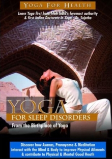 Yoga for Sleep Disorders, DVD  DVD