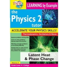 Physics Tutor 2: Latent Heat and Phase Change, DVD DVD