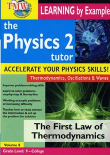 The Physics Tutor 2: The First Law of Thermodynamics, DVD DVD