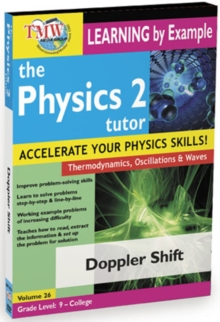 The Physics Tutor 2: Doppler Shift, DVD DVD