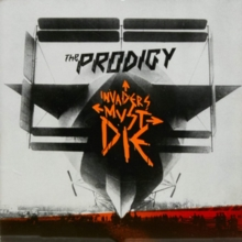 Invaders Must Die, CD / Album Cd