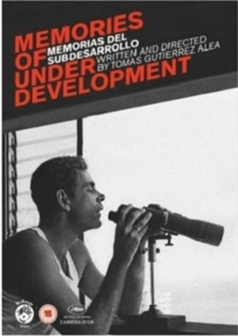 Memories of Underdevelopment, DVD  DVD