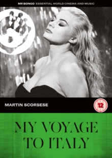 My Voyage to Italy, DVD  DVD