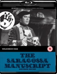 The Saragossa Manuscript, Blu-ray BluRay