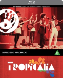 Tropicália, Blu-ray  BluRay