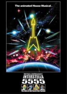 Daft Punk: Interstella 5555, DVD  DVD