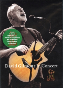 David Gilmour: In Concert, DVD  DVD