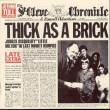 Thick As a Brick, CD / Album Cd