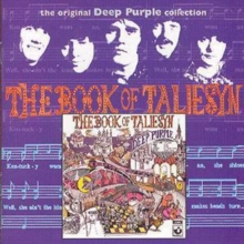 The Book of Taliesyn, CD / Album Cd