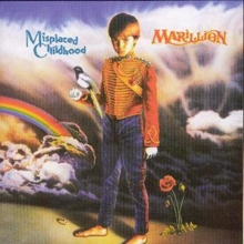 Misplaced Childhood, CD / Album Cd