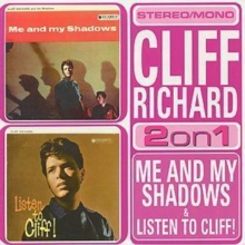 Me And My Shadows/Listen To Cliff, CD / Album Cd