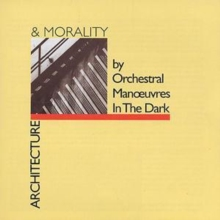Architecture and Morality, CD / Album Cd