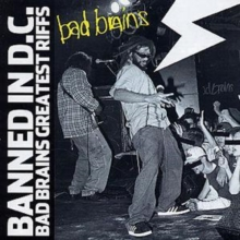 Banned in D.C.: Bad Brains Greatest Riffs, CD / Album Cd