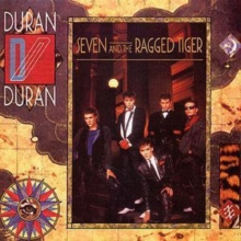 Seven and the Ragged Tiger, CD / Album Cd