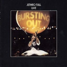 Bursting Out (Remastered), CD / Album Cd