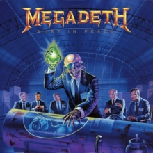 Rust in Peace: Remastered, CD / Album Cd