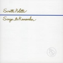 Songs to Remember, CD / Album Cd