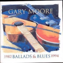 Ballads & Blues 1982-1994, CD / Album Cd