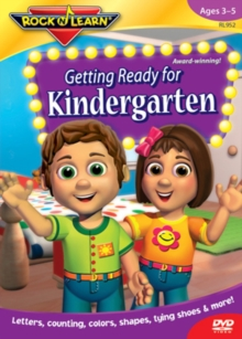 Rock N Learn: Getting Ready for Kindergarten, DVD  DVD