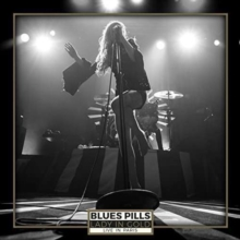 Blues Pills: Lady in Gold - Live in Paris, Blu-ray BluRay