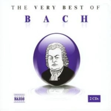 The Very Best of Bach, CD / Album Cd