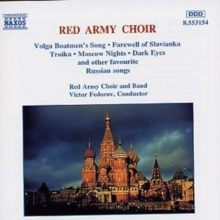 Red Army Choir, CD / Album Cd