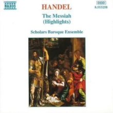 Handel/messiah (Hlts), CD / Album Cd