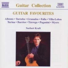 Guitar Favourites - Norbert Kraft, CD / Album Cd